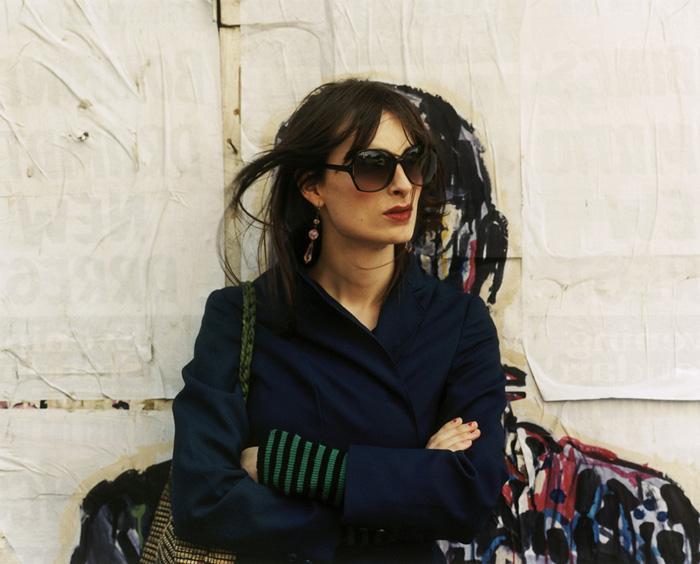 Hannah STARKEY Street Pictures #9 2007 c-print 19...