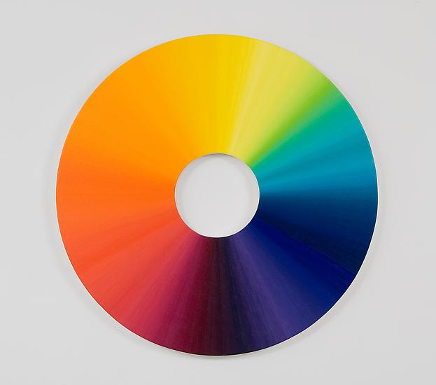 Olafur ELIASSON Color experiment no. 3 2009 oil on...