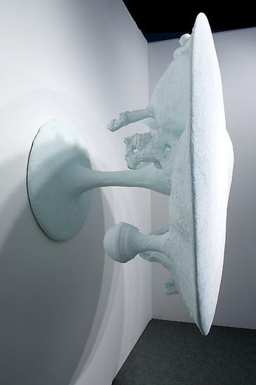 Charles Long Untitled 2010 aqua-resin fiberglass a...