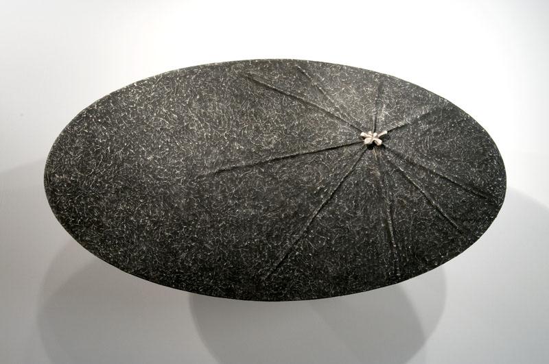 Charles Long Untitled 2012 aqua-resin fiberglass a...
