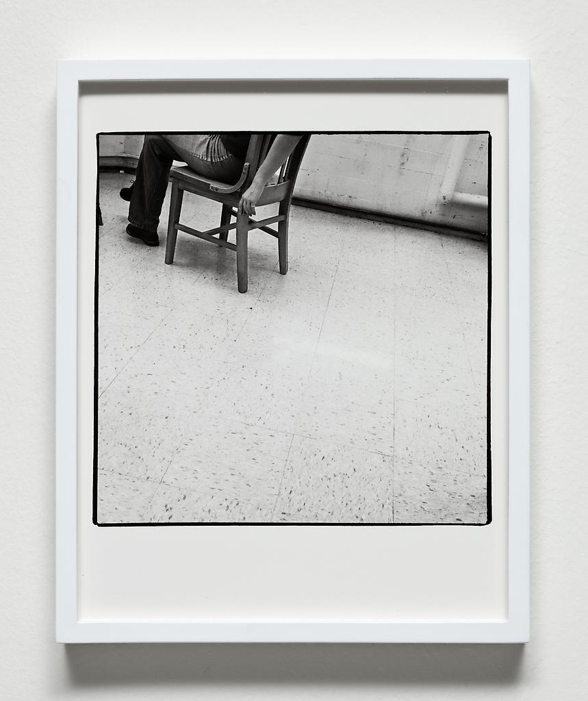 Uta Barth Untitled # 3, 1979-1982 / 2010 black and...
