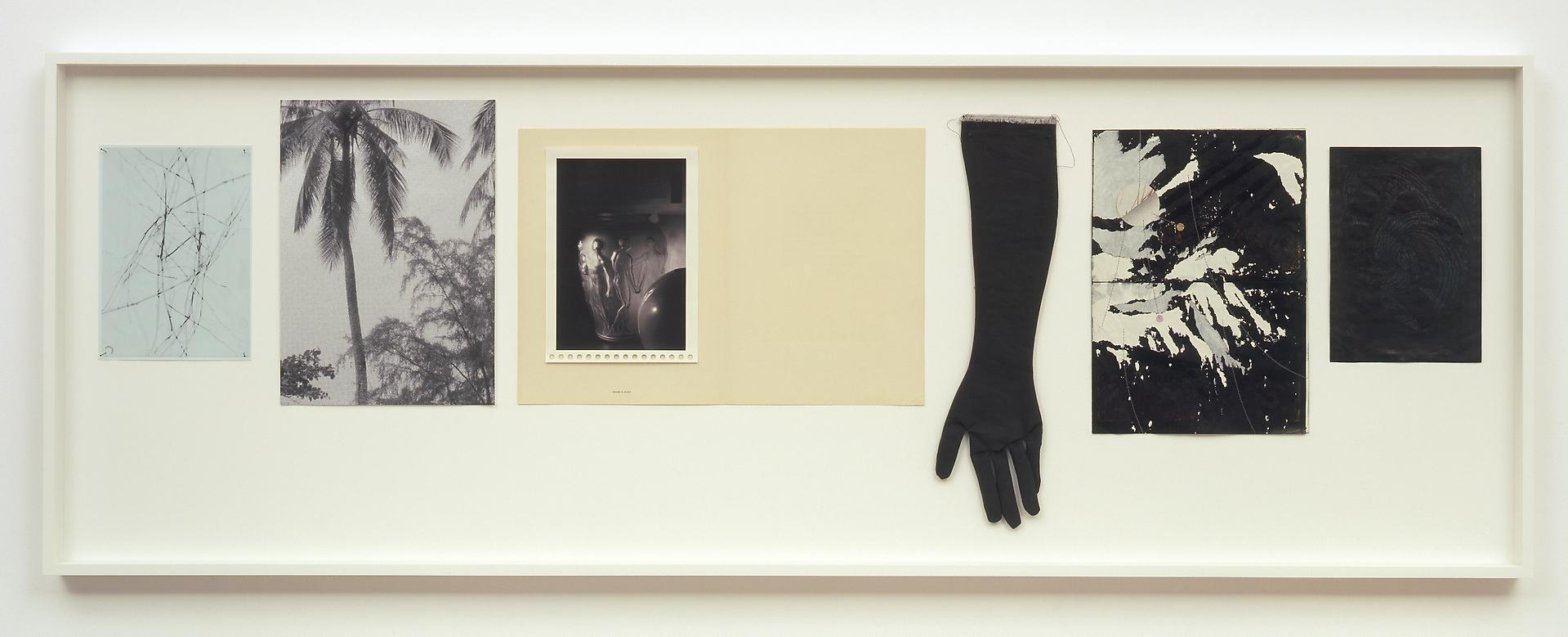 Dirk Stewen Untitled 2010 Inkjet prints, ink on pa...