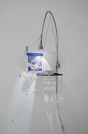 Sarah Sze Winching Up Give (Dead Space Series) 201...
