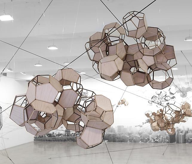2 - 27 July 2012 - Air-Port-City / Cloud Cities - Tomas Saraceno - Exhibitions