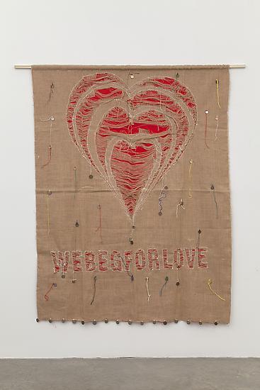 Meschac GABA Glue Me Peace - We Beg for Love 2005...