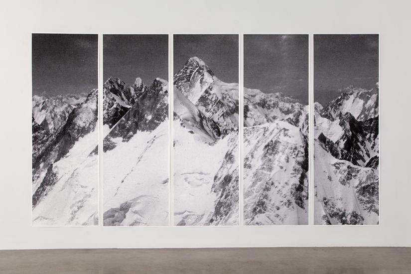 Michael WILKINSON Gasherbrum 2014 digital print on...