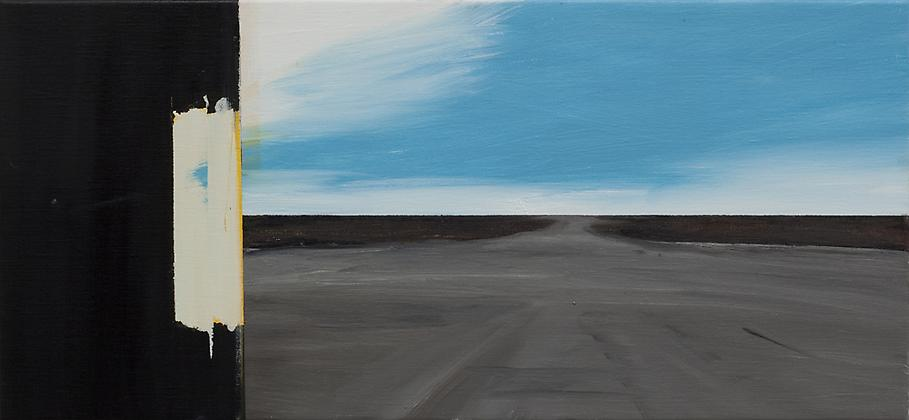Carla KLEIN Untitled 2013-2014 oil on canvas 11 7/...