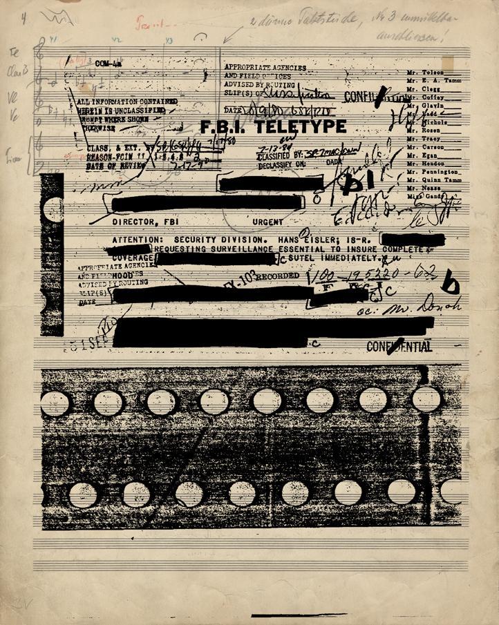 Susan PHILIPSZ Part File Score III 2014 digital pr...
