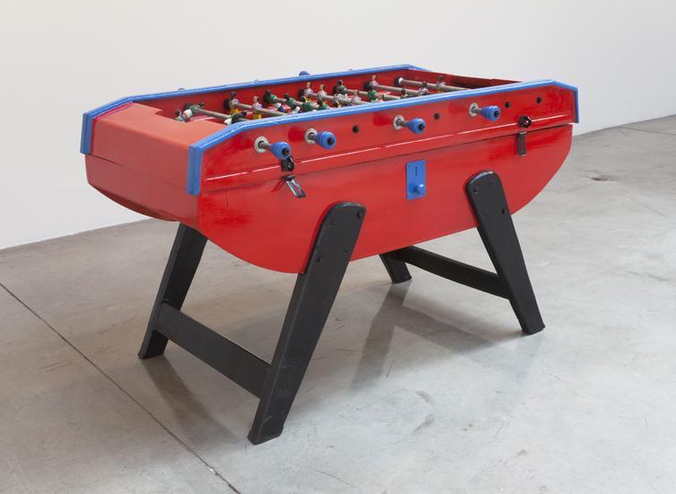 Meschac GABA Globo-loco 2014 foosball table; oil p...