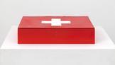 Meschac GABA Souvenir Palace: Small box 1 2014 oil...