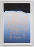 Charles LONG Hft Ove 2014 pastel on photograph Fra...