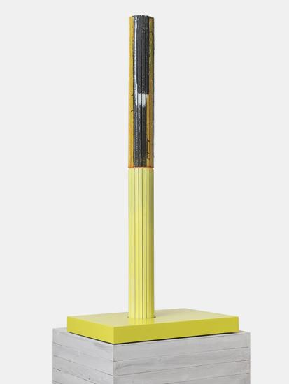 Thomas SCHEIBITZ Malraux 2014 MDF, wood, epoxy res...