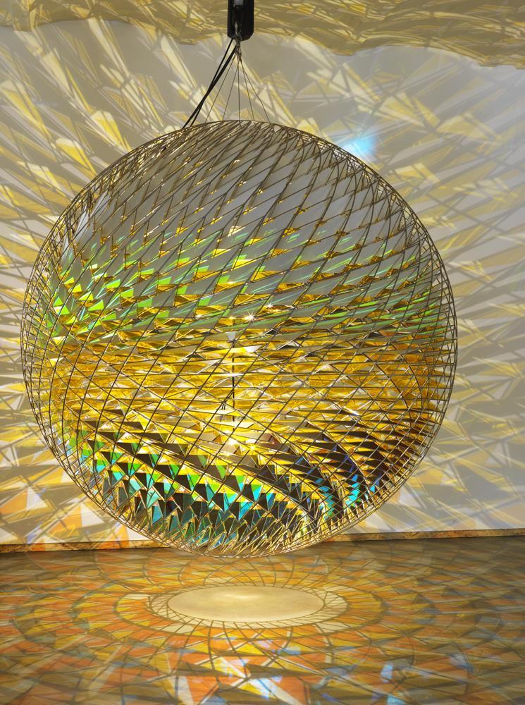 Olafur ELIASSON Spherical space 2014 Stainless ste...