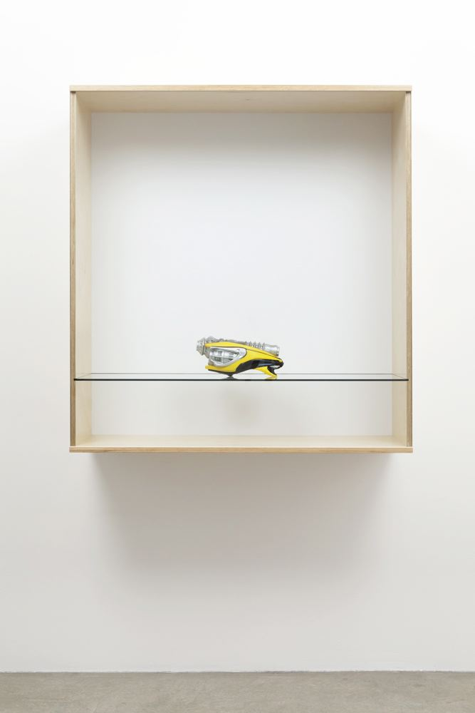 Haim STEINBACH bumblebee 2014 Baltic Birch Plywood...