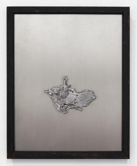 Peggy PREHEIM Isle 2014 stainless steel and lead 1...