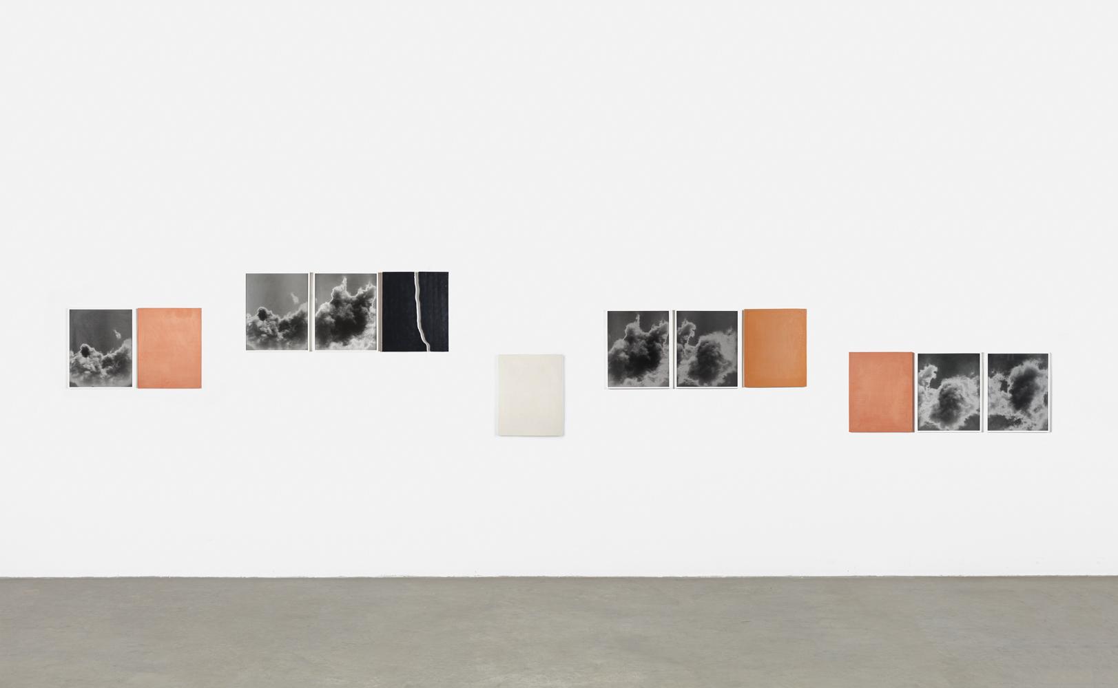 Lisa Oppenheim La Quema (Version II), 2014 7 gelat...