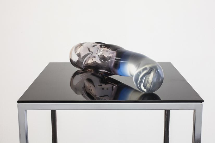 Ursula Mayer See you in the Flesh 1 2014 glass, po...