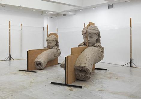 Mark Manders: The New School