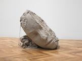 Mark Manders Dry Head on Wooden Floor(detail...