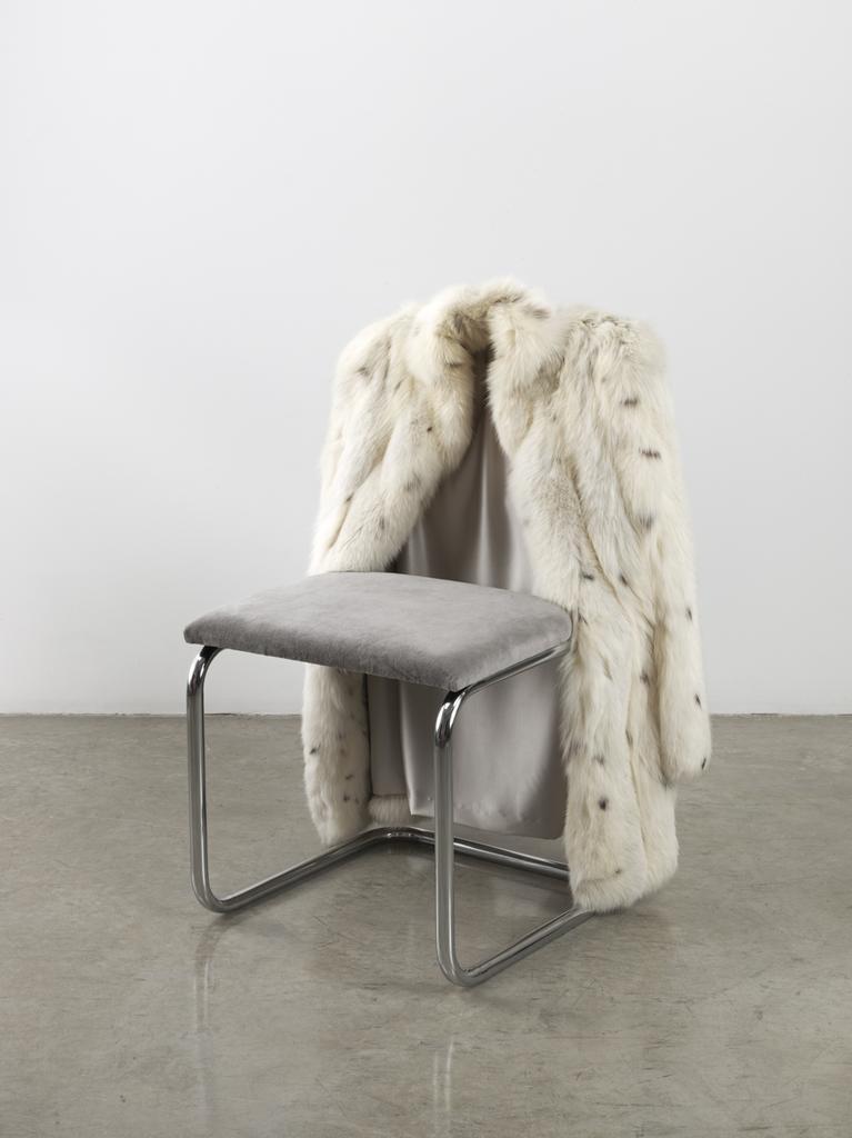 Nicole WERMERS Untitled Chair - CSFX-2 2015 vintag...