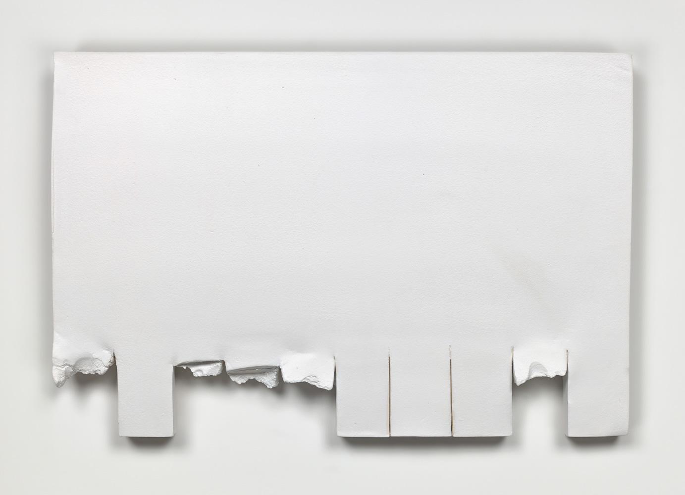 Nicole WERMERS Sequence #G2 2015 ceramic 9 7/8 x 1...