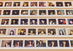 Gillian Wearing: My Polaroid Years