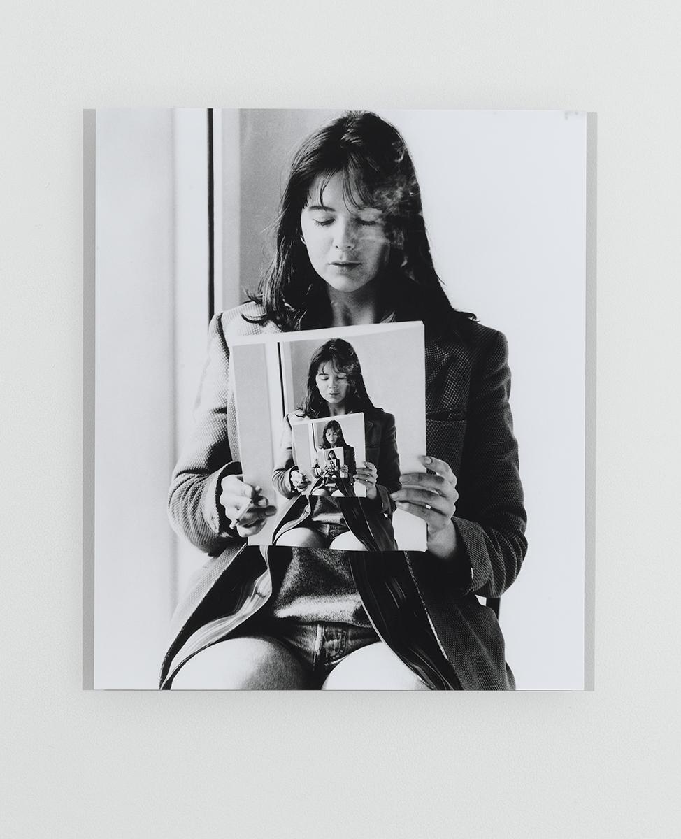 Gillian WEARING Me:Me 1991/92 bromide print mounte...