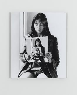 Gillian WEARING Me:Me 1991/92 bromide print mounte...