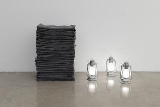 """This is an image of Meschac Gaba's work """"Memoriale..."""