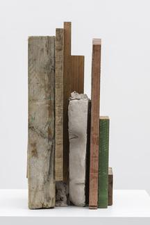 Mark MANDERS Composition with Double Head 2016-17...