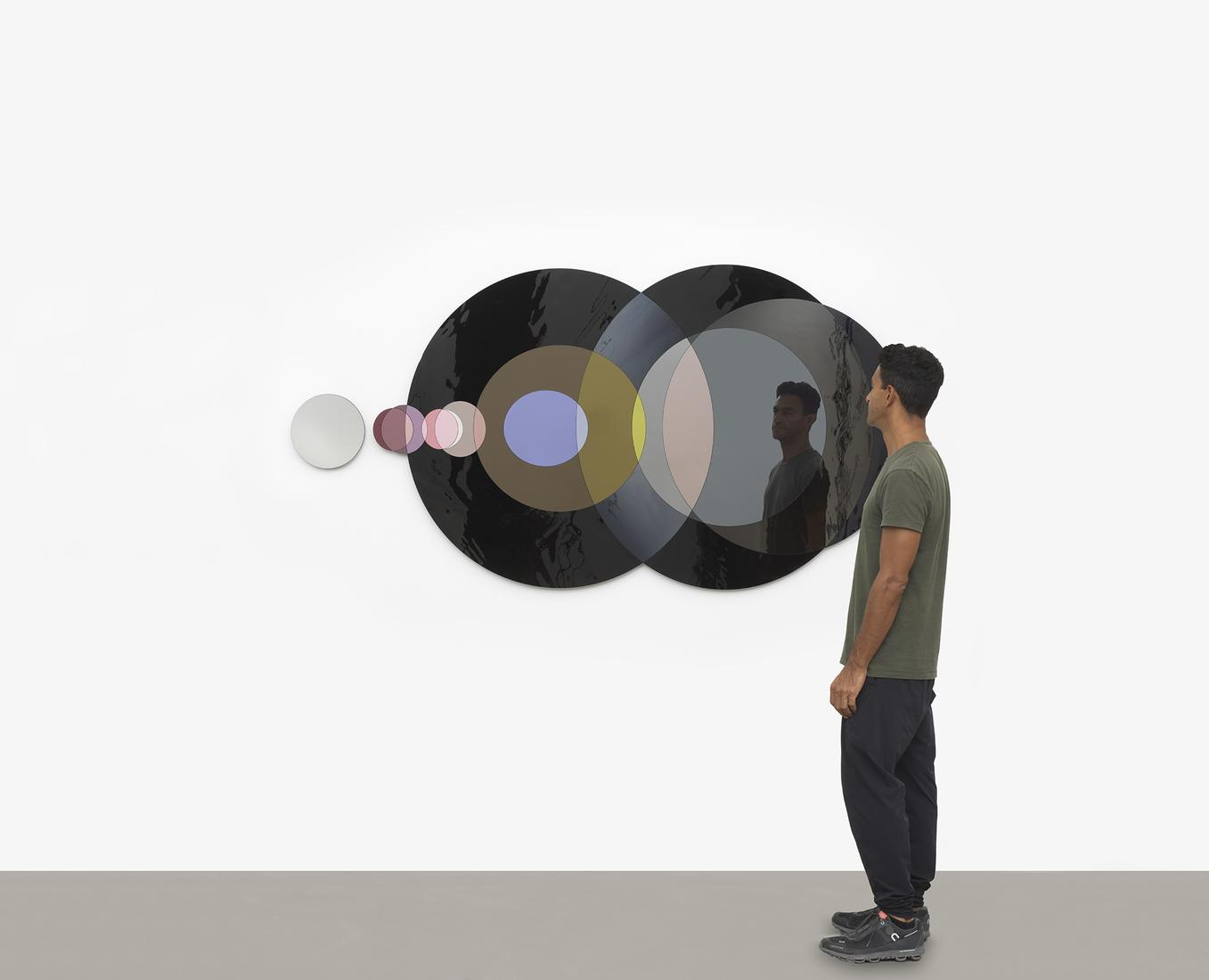 Olafur ELIASSON The speed of your attention 2018 p...