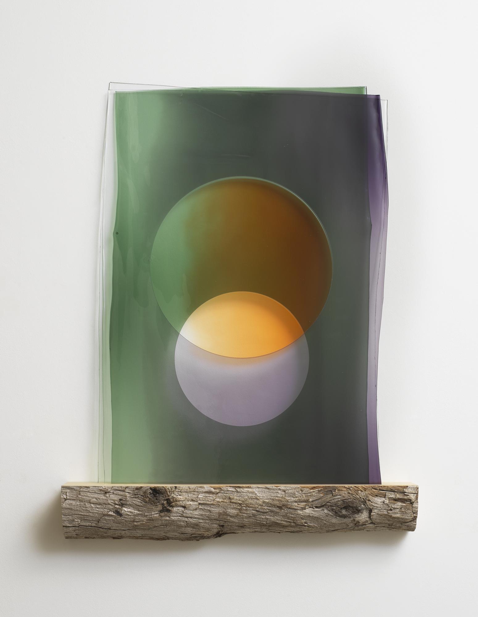 Olafur ELIASSON Imaginary dusk colour 2018 Driftwo...