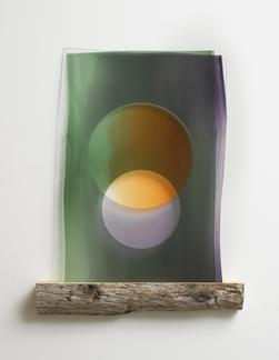 Olafur ELIASSON Imaginary dusk colour 2018 Driftwo...