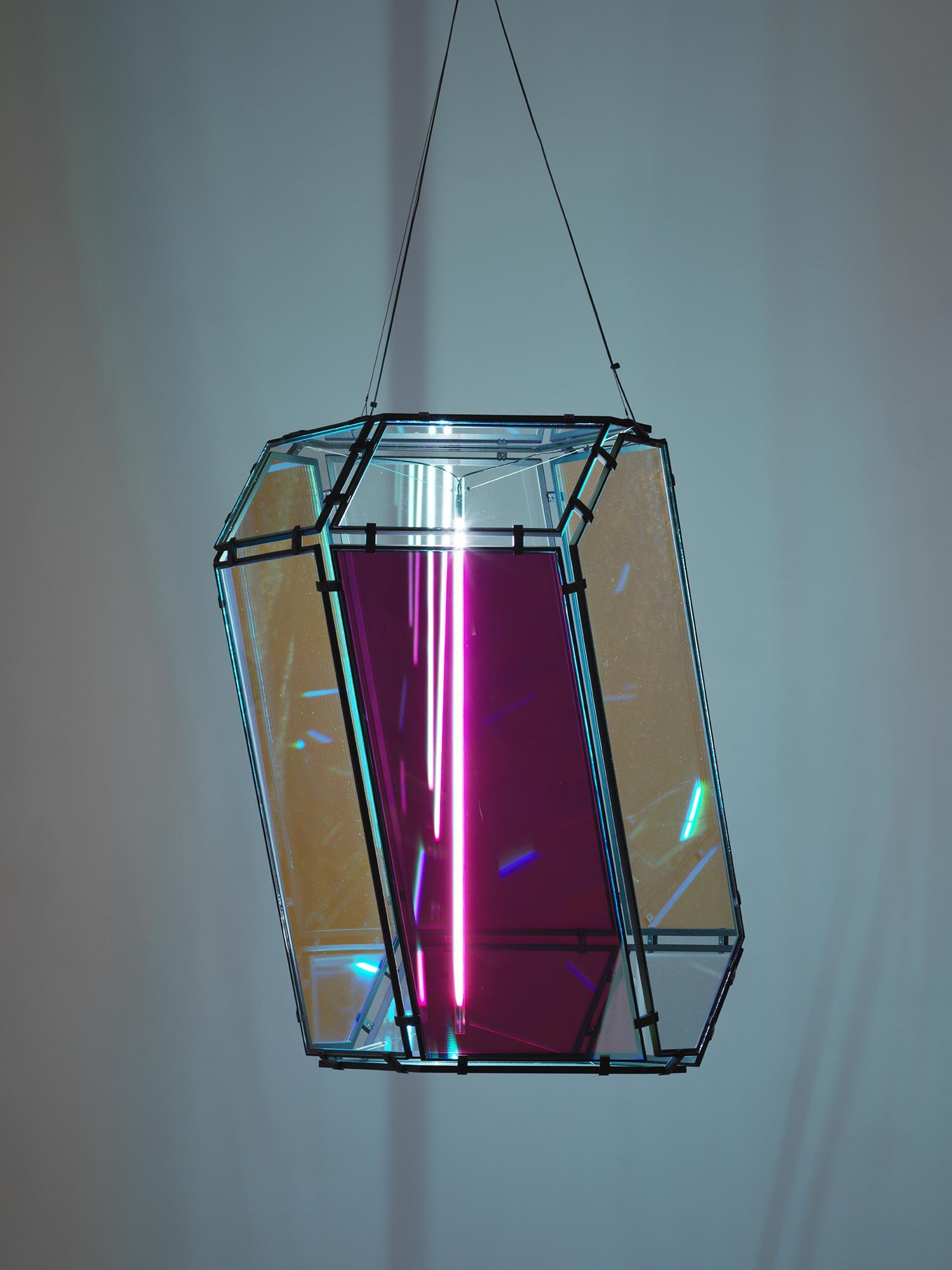 Olafur ELIASSON Flatland light 2018 Color-effect f...
