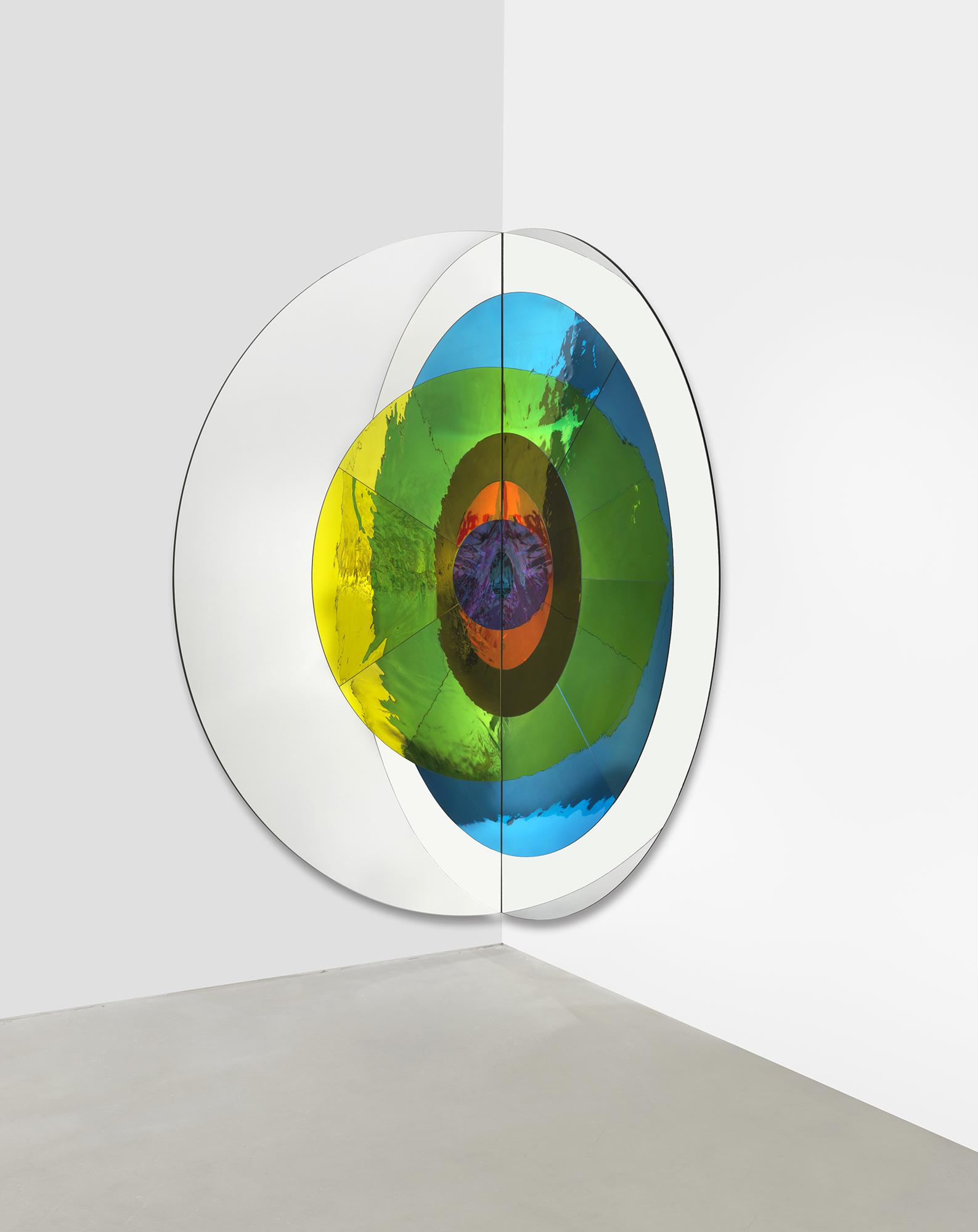 Olafur ELIASSON Your corner seeker 2019 Silvered c...