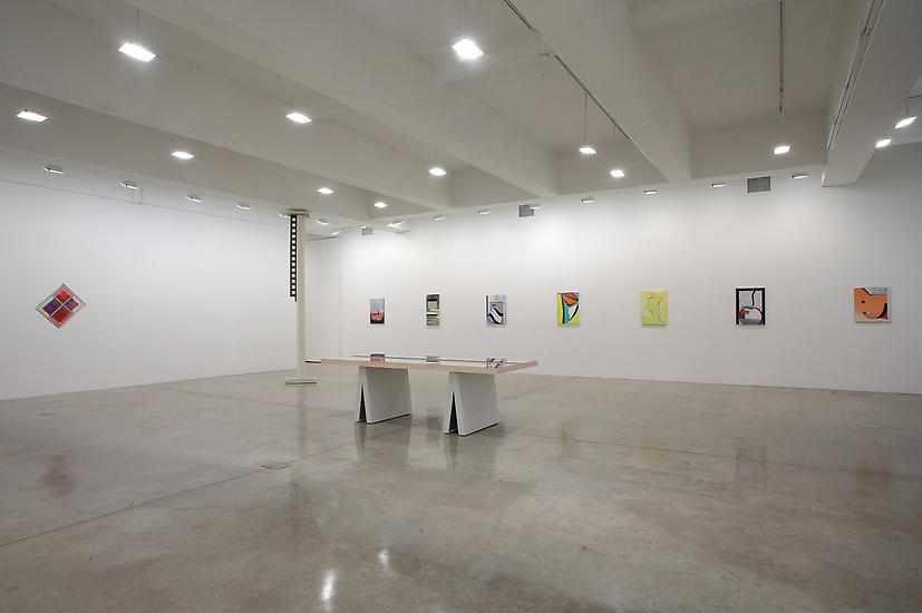12 January - 18 February 2012 - A Panoramic VIEW of Basic Events - Thomas Scheibitz - Exhibitions