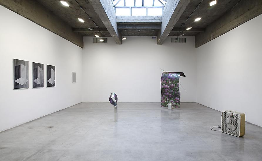 2 June - 27 July 2012 - Curated by Janine Armin and Suzy M. Halajian - Maybe it's the light that has to change and not much else - Exhibitions