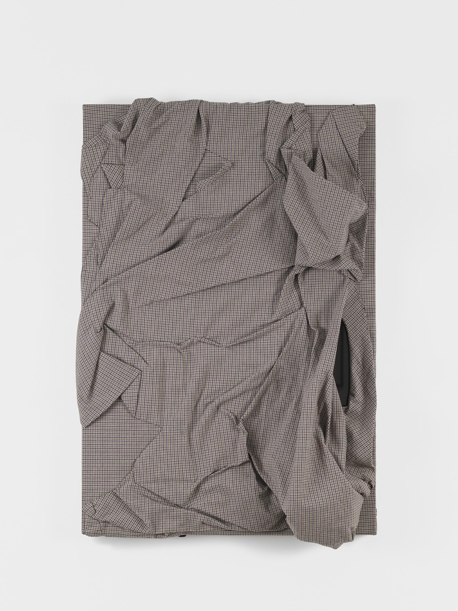Laura Lima Gumercindo 2019 Fabric, thread, wood, g...