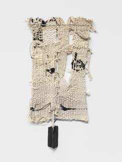 Laura Lima Wrong Drawing 2040 Cotton, coal, and wo...