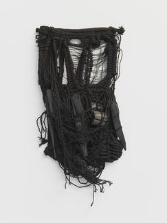 Laura Lima Wrong Drawing 2051 Cotton, coal, and wo...