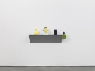 Haim STEINBACH Untitled (duck, owl, alexa, kong) 2...