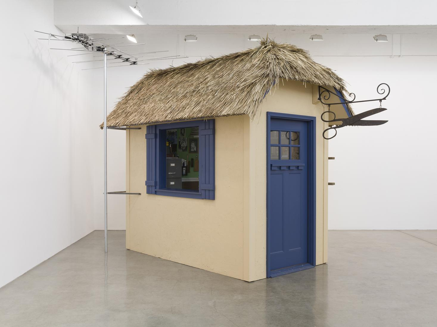 """This is an image of Mark Dion's sculpture """"Bureau..."""