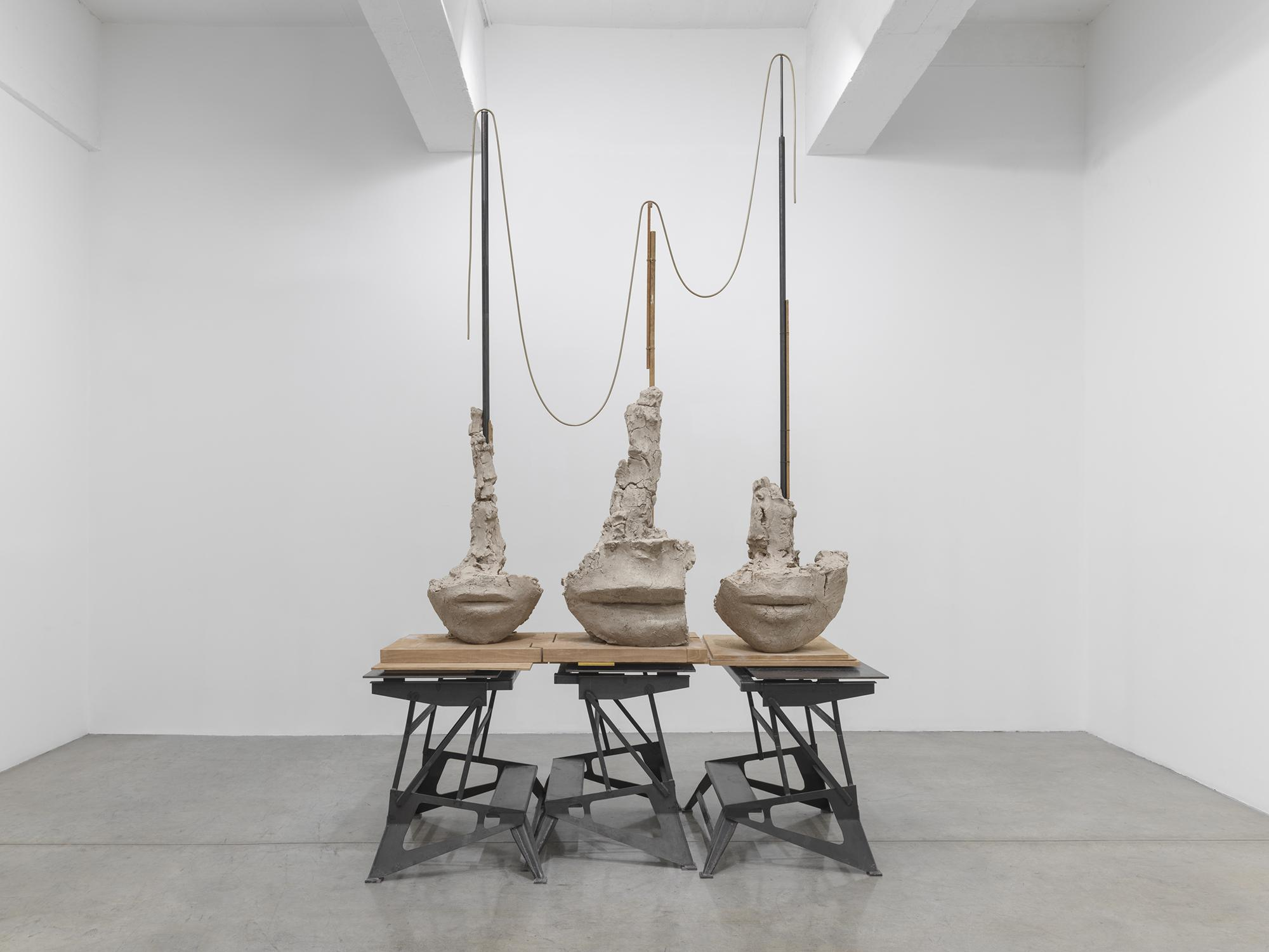 Mark MANDERS Still Life with Thin Yellow Rope 2015...