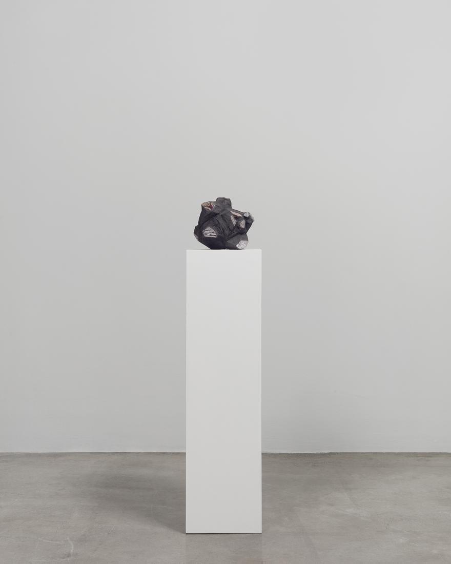 """This a sculpture of Agnieszka KURANT's """"Post-Fordi..."""
