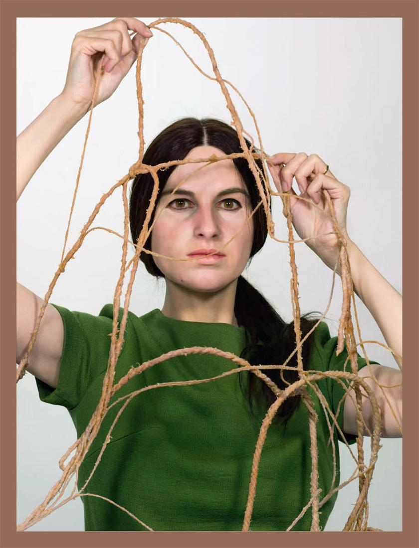 Gillian WEARING Me as Eva Hesse 2019 C-type print,...