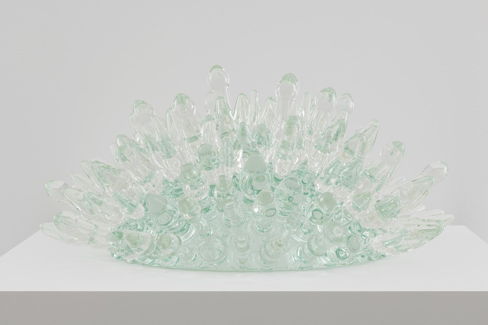 "This is an image of Jónsi sculpture ""Oral Reef"",..."
