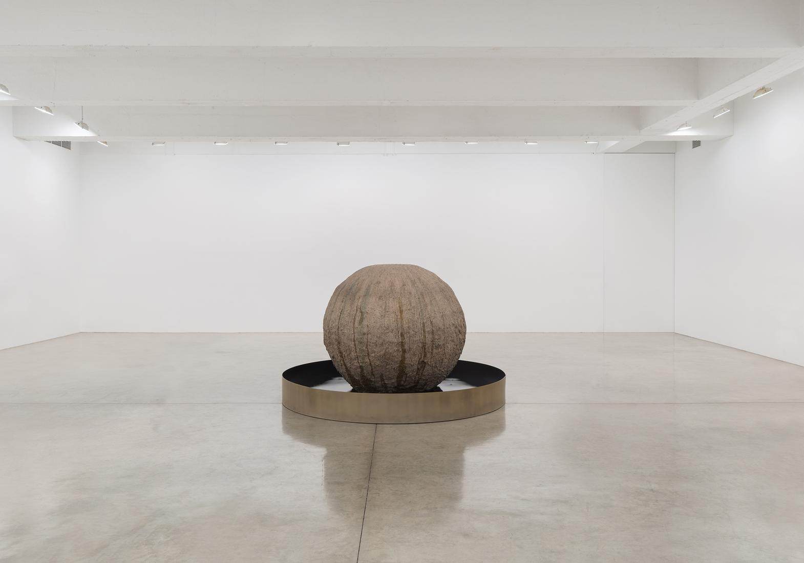 """This is an image of Kelly Aakashi's sculpture """"Wee..."""