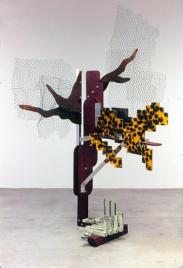 16 May - 6 July 2001 -  - Jason Meadows - Exhibitions