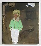 Neal TAIT Untitled (Dolly) 2008 oil on linen 17 x...