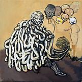 Neal TAIT Country Booby 2008 tempera and acrylic o...